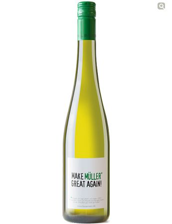 Müller Thurgau -Make Müller Great Again- 2017 Emil Bauer