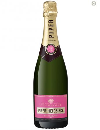 Champagner Piper-Heidsieck Rosé Brut Sauvage