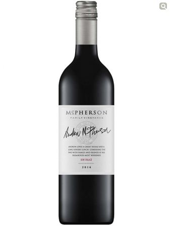 Shiraz 2017 McPherson Family