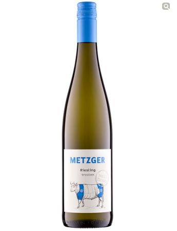 Riesling Well Done 2017 Weingut Metzger
