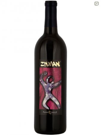 Zinfandel Zinman 2010 Perry Creek California