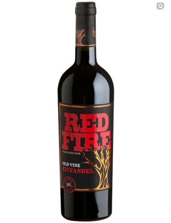 Zinfandel Puglia IGP 2019 Red Fire