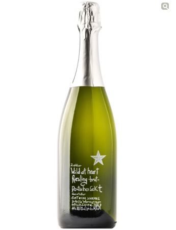 Riesling Sekt brut 2016 WILD AT HEART Schembs
